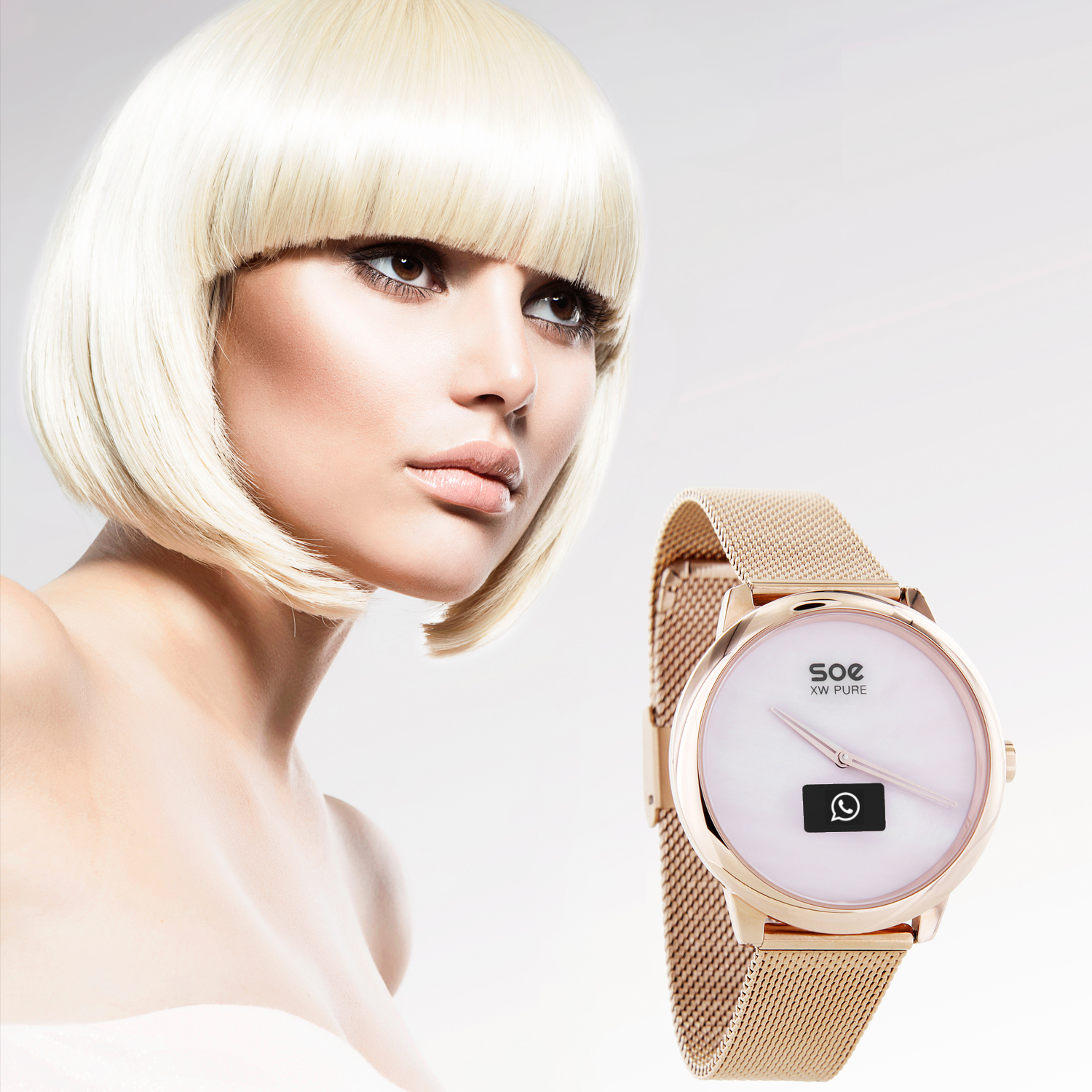Smartwatch Damen X Watch Soe Smartwatch Damen Android Smartwatch