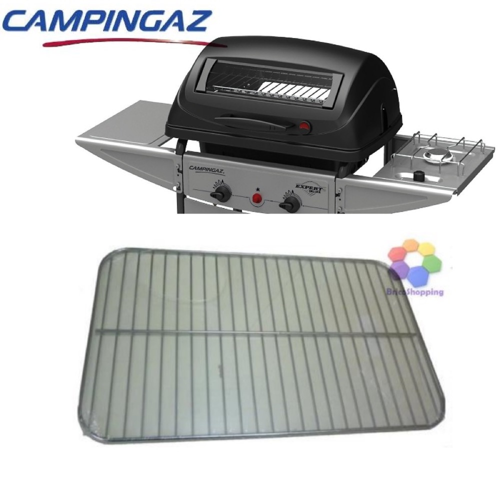 Campingaz Bbq 61294 Gray Food Spare Parts Barbecue Campingaz Expert 2 Deluxe