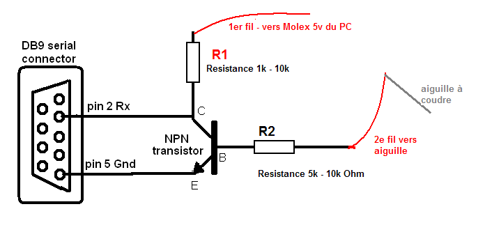 usb to av cables schema cablage