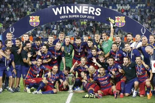Super coupe d europe une finale fantastique et un - Coupe d europe 2000 finale ...