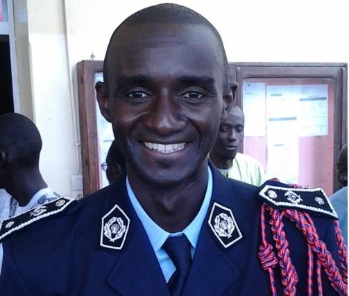 Ibrahima Cissé Wallpaper: Un An Déjà Disparaissait Le Commissaire Elhadji Ibrahima