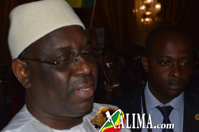 Rencontre entre senegalais de france