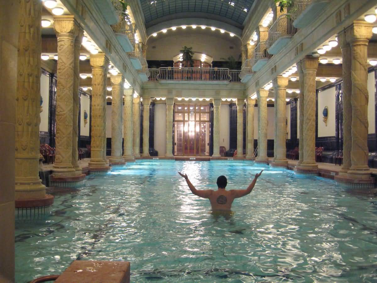 Baños Gellert Budapest Gellert Baths Spa In Budapest Xarj Blog And Podcast