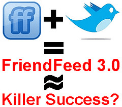 friendfeed twitter