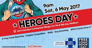 Heroes Day
