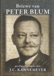 Briewe van Pieter Blum cover