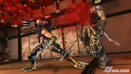 Xbox Ninja Gaiden Black Cheats