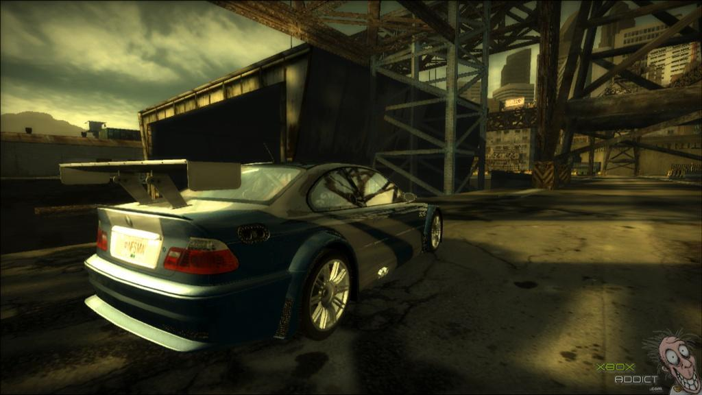 Awesome Race Car Wallpapers Need For Speed Most Wanted Review Xbox 360 Xboxaddict Com