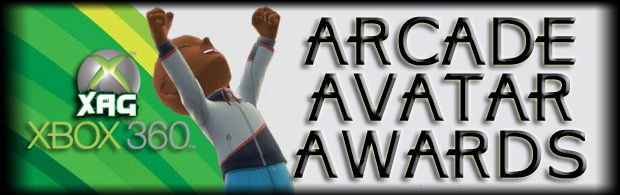 Arcade XBOX Avatar Awards (1/6)