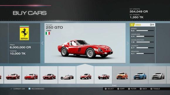 Ferrari 250 GTO Forza Motorsport 5