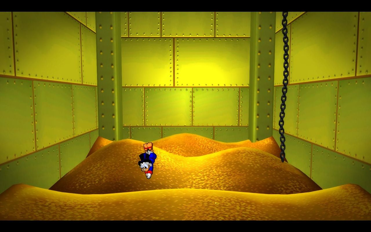 Canape L Test - Ducktales Remastered | Xbox One - Xboxygen