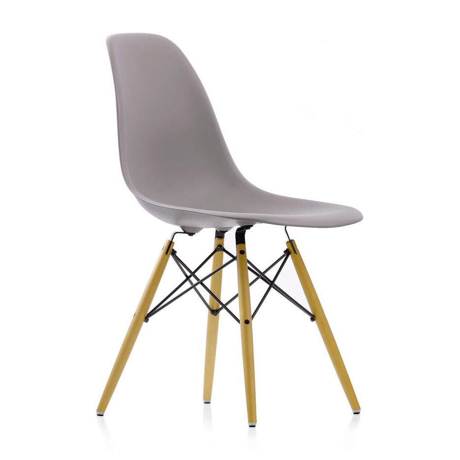 Vitra Eames Side Chair Eames Plastic Side Chair Dsw