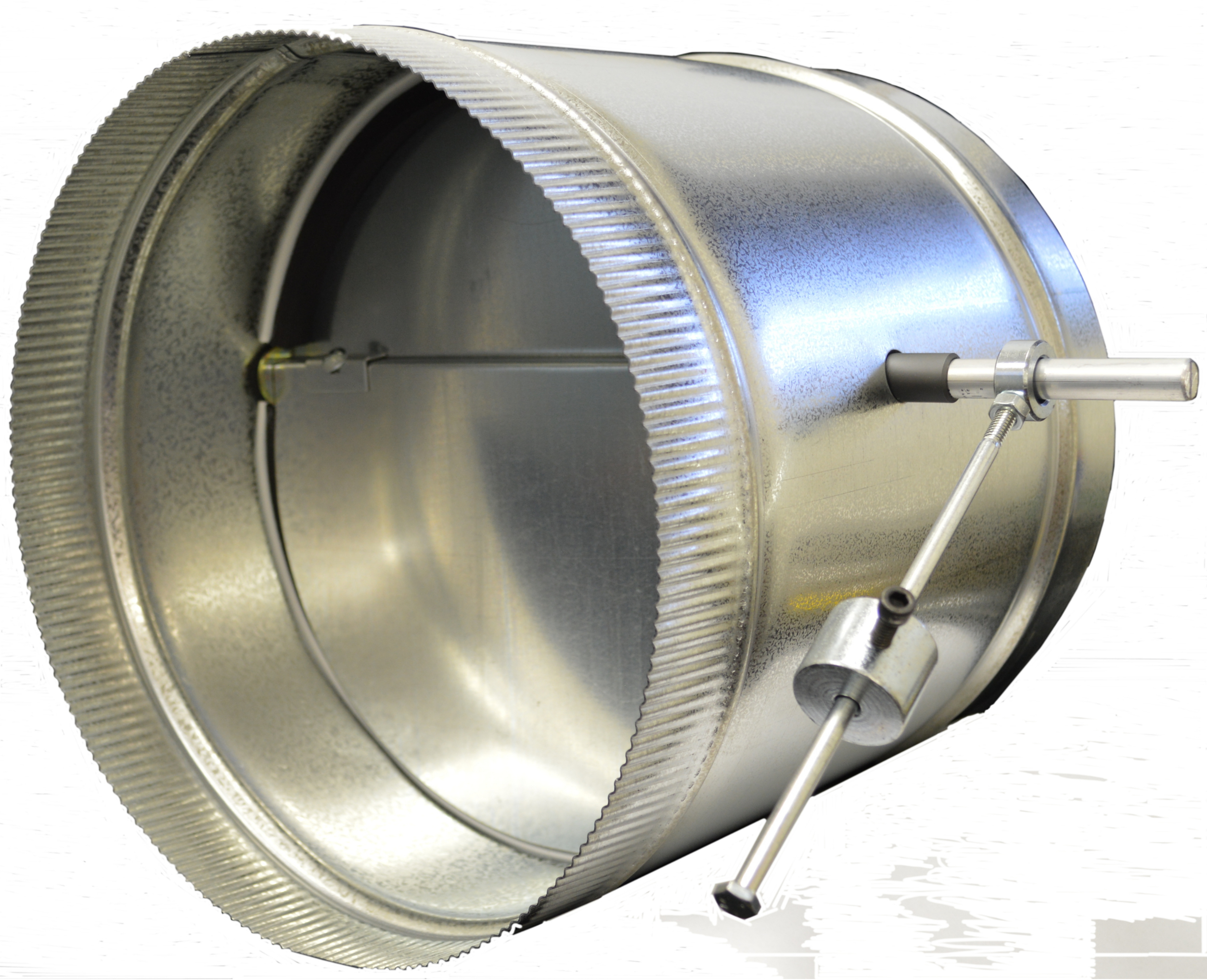 Round Or Rectangular Dampers Supply Air Dampers From Xci