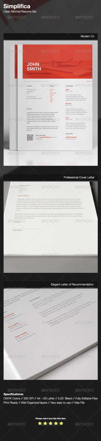 155+ Premium CV Resume Templates in INDD, EPS \ PSD - XDesigns - resume template design