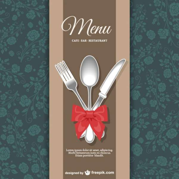 50 Free Food  Restaurant Menu Templates - XDesigns - how to make a restaurant menu on microsoft word