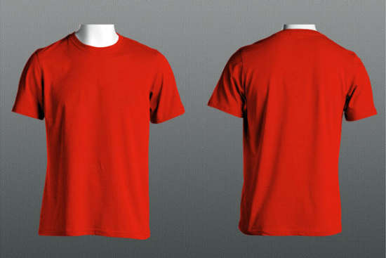 80+ Well-Designed T-Shirt Templates (PSD) - Page 3 of 3 - XDesigns