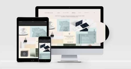 40 Free Website Mockup PSD Templates - XDesigns