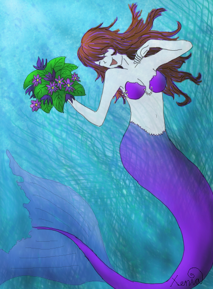 Birthday Animation For Facebook A Few Of My Old Mermaids – Xenia Blair