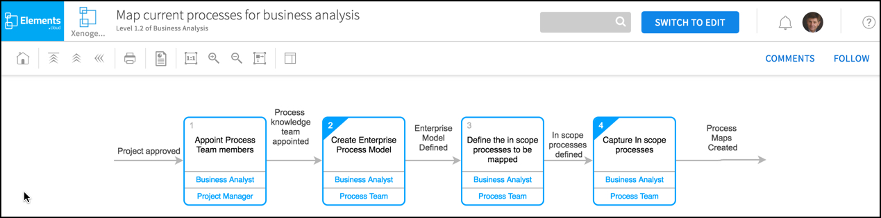 CRM Business Analysis - Xenogenix - what is business analysis