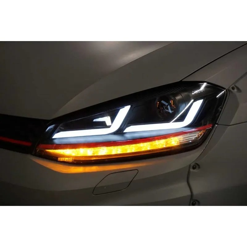 Dynamische Led Verlichting Golf 7 Osram Full Led Golf 7 Unit Dts Gti | Xenonlamp.nl