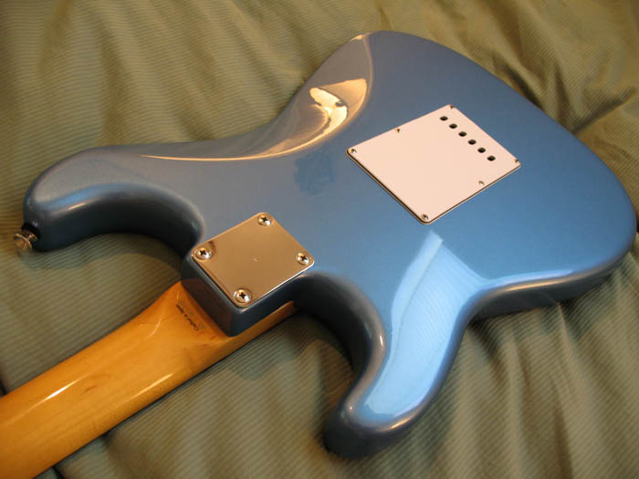 Xhefri\u0027s guitars - Made in Japan Fenders