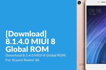 Download latest miui roms for xiaomi redmi 4x xiaomi