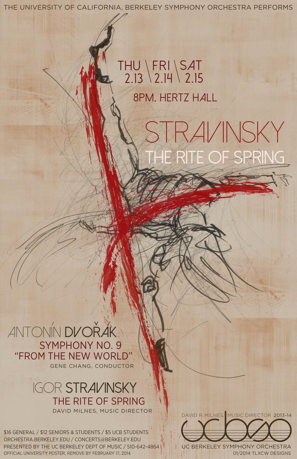 UCBSO - Stravinsky