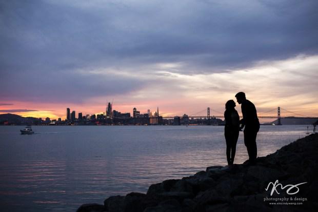 Divya Ashi Shoreline Park Oakland Port Engagement-22
