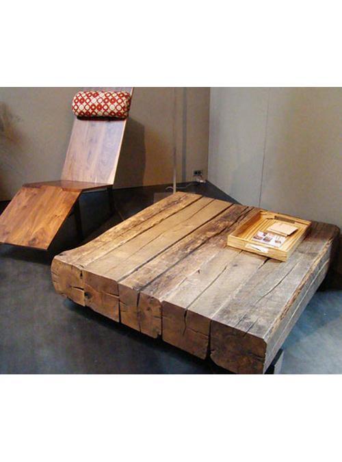 Tavolini Da Salotto Legno Grezzo
