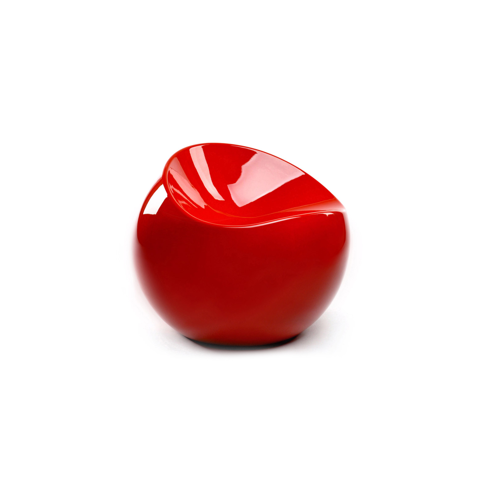 Ball Chair Ball Chair - Red - Xlboom - Indoor And Outdoor Seats