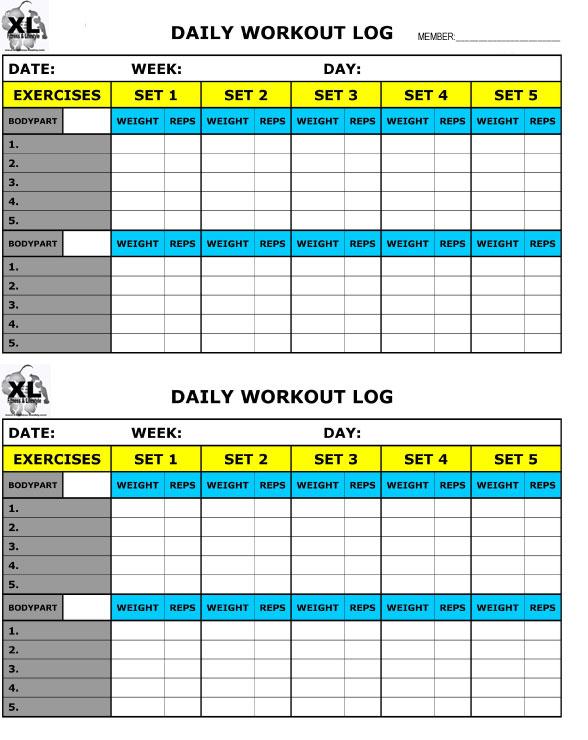 weight lifting training logs yglesiazssa