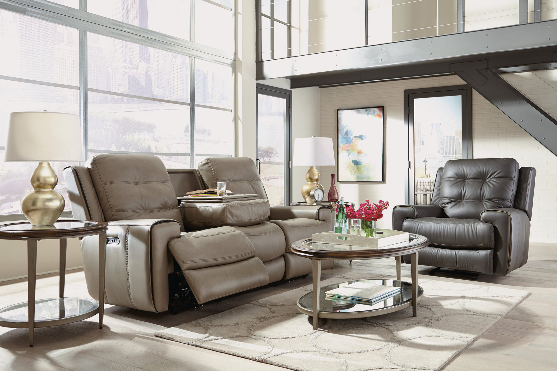 Unique Furniture Edmonton Home