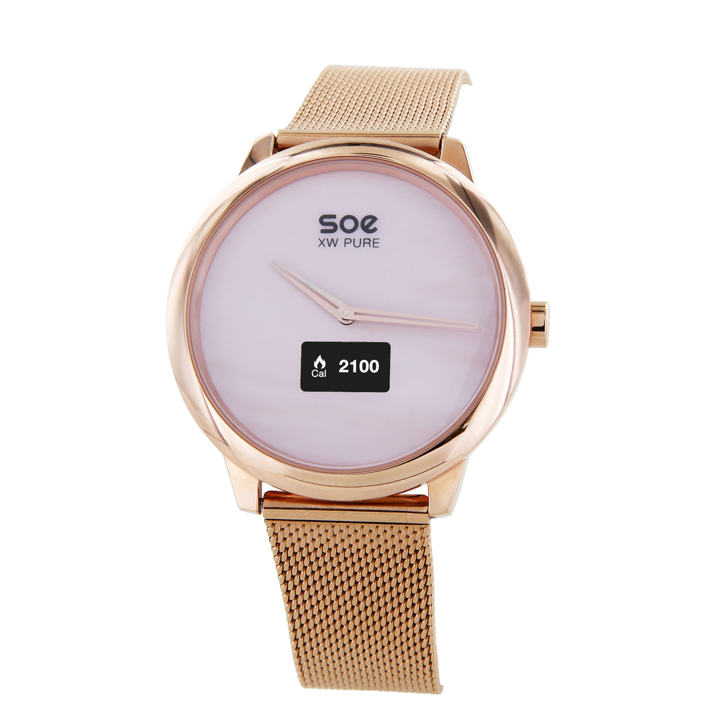 Smartwatch Damen X Watch Soe Xw Pure Damen Quarz Smartwatch