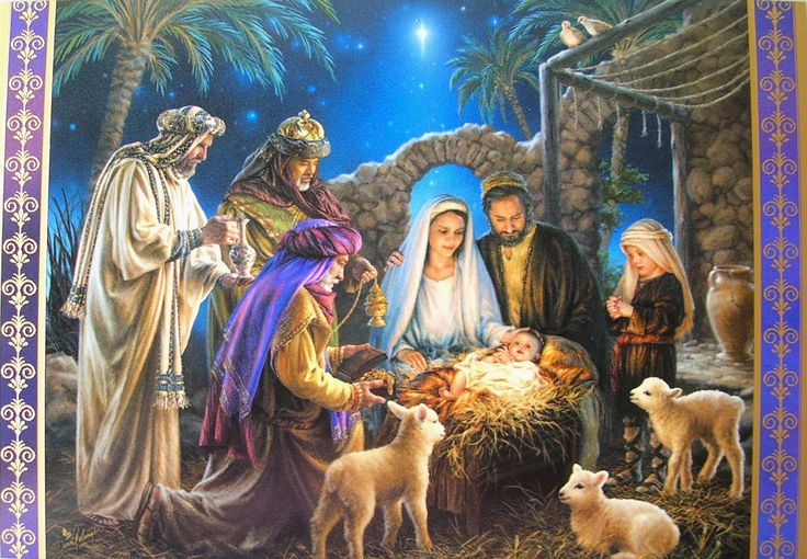 Download Wise Quotes Wallpapers Nativity Scenes Christmas Greeting Card Xmasblor