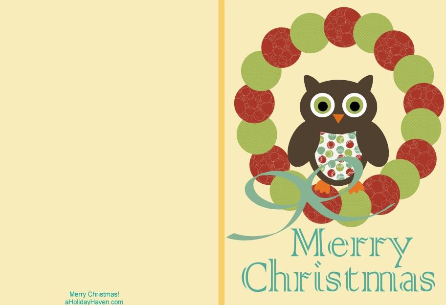 Best Christmas Card Xmasblor