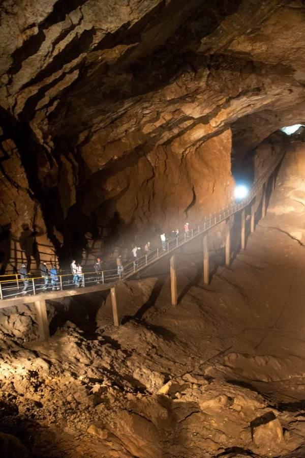 Новоафонские карстовые пещеры_04
