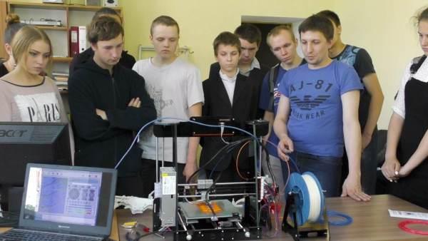 Прототипирование для школьников