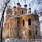 Церковь Муравьище