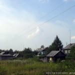 Окраины деревни Пронино