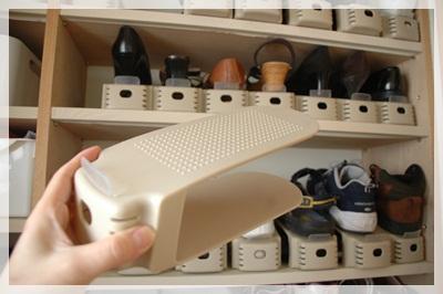 靴 収納 ボックス 100均