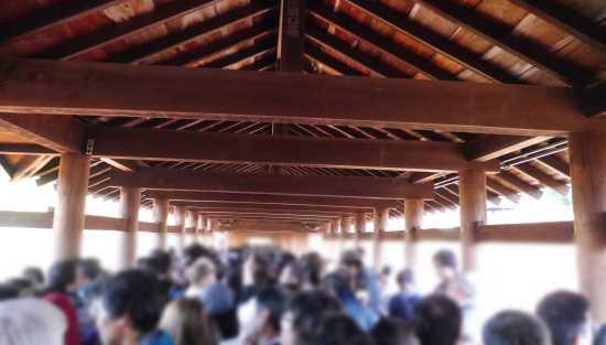 東福寺 通天橋 混雑