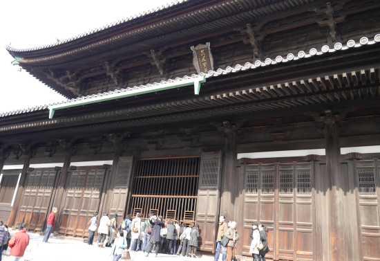 東福寺本堂