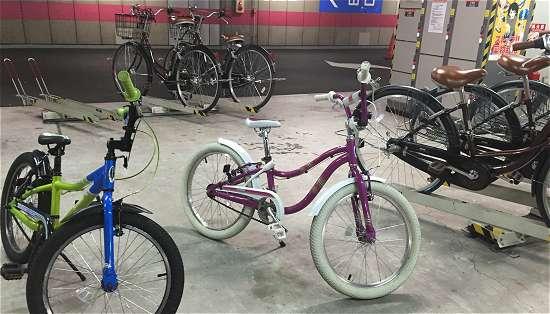 京都レンタサイクル