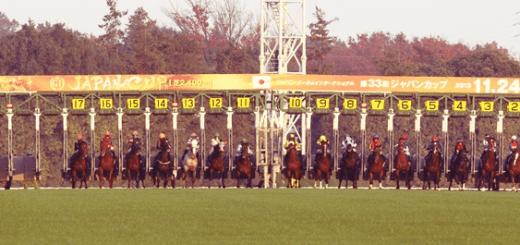 ジャパンカップ枠順2015