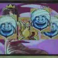 【1996年】「CRアラビアンハーレム(京楽)」確率 1/257、確変4/15、時短、通常絵柄20回転、確変50回転の激甘機種