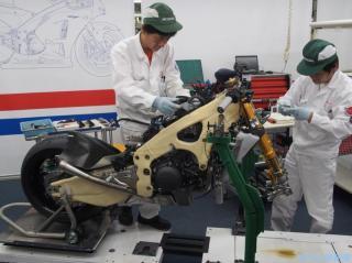 ホンダ、熊本の名の大型バイク発売へ−「ASO」開発