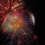 16、17日は全島エイサーまつり、中の町ビアガーデンからは花火も見えます! 日曜日も営業しています!