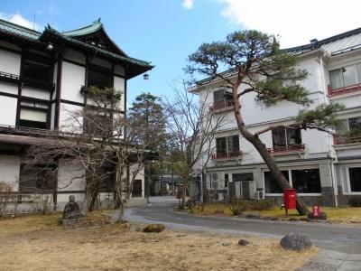 日光金谷ホテル 日本最古リゾートホテル 日光東照宮 木造建築