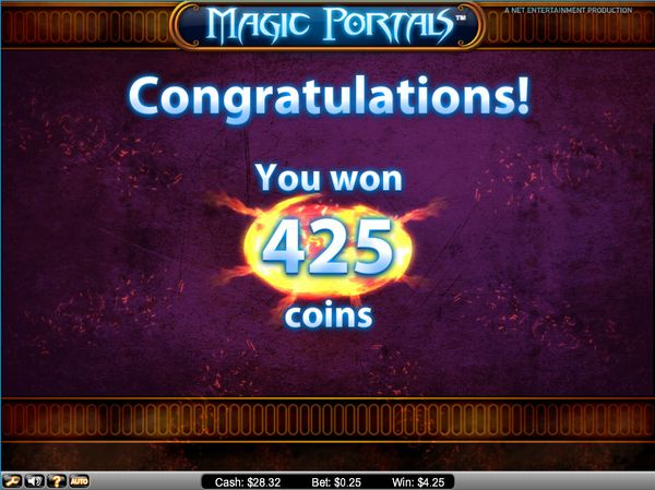 ベラジョンカジノ_MAGIC PORTALS_4