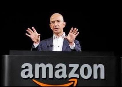 ジェフ・ベゾス(amazon.com創業者)の名言集